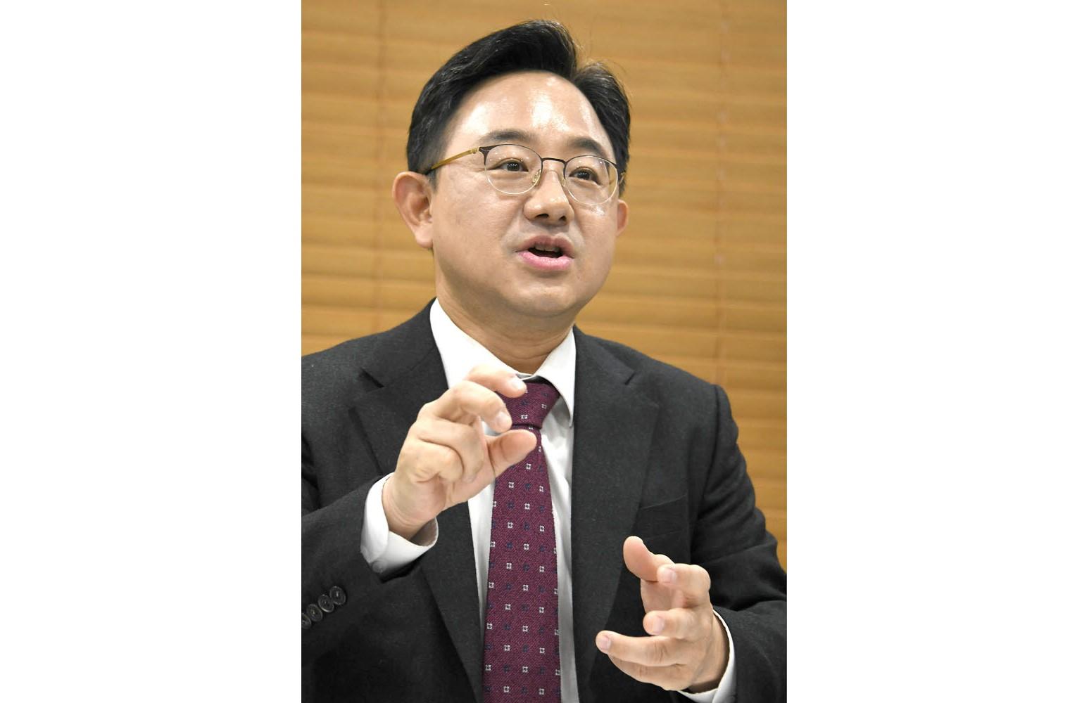 """[오늘의CEO]한동진 지슨 대표 """"매출 3배 신장 목표"""
